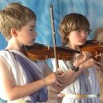 Violin - website?