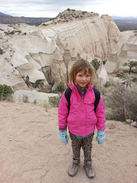 Tremendous Tent Rocks!
